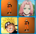 naruto shippuden memory card online game